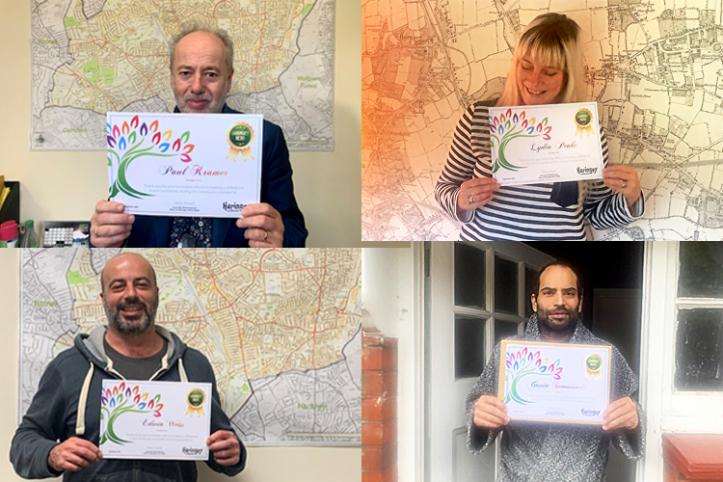 Haringey Reach and Connect Heroes