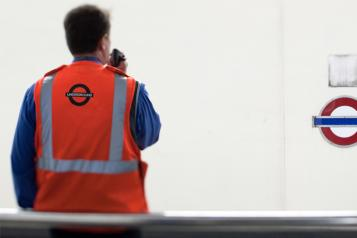 London Underground Worker